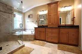 Bathroom  About Budget Bath Remodeling U Bath Small Master Small Master Bathroom Renovation