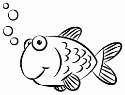 Small Picture Modest Goldfish Coloring Page 31 595