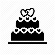 Wedding Cake Icon All Wedding Inspirations