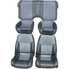 firebird seat covers front and rear