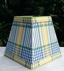 gingham lamp shades appealing green gingham lamp shade for home design ideas with green gingham lamp gingham lamp shades