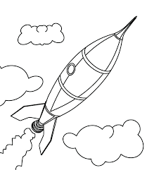 Rocket Ship Coloring Page Pirate Luxury Pages Disney Cruise
