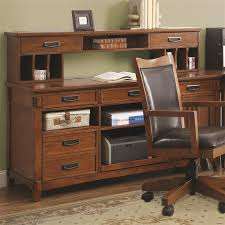 l shaped desk for home office. Maclay 4 Piece L-Shaped Desk Home Office Set In Red Brown Finish By Coaster - 801201-S L Shaped For W