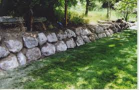 photo retaining walls natural rock salt lake city 16