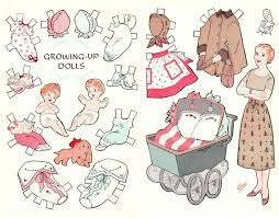 Small Picture 331 best Baby Paper Dolls images on Pinterest Paper dolls