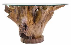 tree stump coffee table stump table