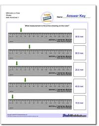 Worksheets For Metric Si Unit Conversions All With Answer Keys ...