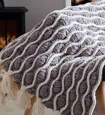 Bernat Blanket Yarn Patterns Knit Magnificent Super Bulky Yarn Knitting Patterns In The Loop Knitting