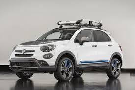fiat 500x exterior. the fiat 500x mobe is among moparmodified vehicles showcase 500x exterior
