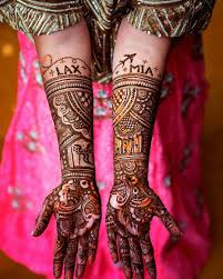 South Indian Bridal Mehndi Designs Some Steal Worthy Mehndi Design Ideas Spotted On Instagram