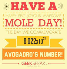 35 best The Mole images on Pinterest | Chemistry classroom ...