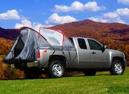 RL110750-CampRight Full Size Crew Cab Truck Tent (5.5')