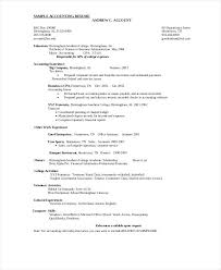 Perfect Accounting Resume Junior Accountant Resume Accountant Resume ...