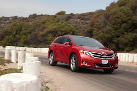 Venza Towing Capacity Chart Toyota Venza Calling It Quits After 2015 Model Year Motor