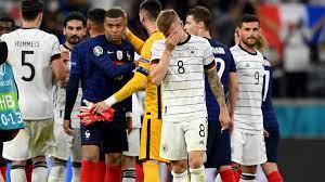 Der em 2021 spielplan in chronologischer reihenfolge alle 51 partien der euro 2020 mit datum, deutscher uhrzeit spielort im überblick. Fussball Em Deutschlands Niederlage Gegen Frankreich Zdfheute