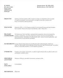 Engineering Graduate Resume Unique Resume Samples Civil Engineering Students Fruityidea Resume