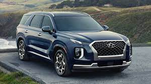 A calligraphy model was already available in hyundai's home market of korea, and the brand had recently added a vip package to the palisade's korean lineup. 2021 Hyundai Palisade Calligraphy Review Gearopen Com