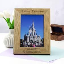 personalised making memories photo frame children s room