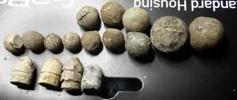 Musket Ball Page 1 Finds Identification And