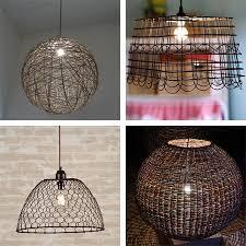 diy pendant lighting. DIY Options For Pendant Lamps Lampshades Diy Lighting