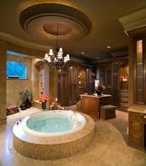 Bathroom With Hot Tub Interior Awesome Decorating