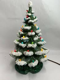 Atlantic Mold Ceramic Christmas Tree Lights