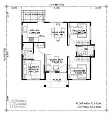 bungalow house plan home design floor