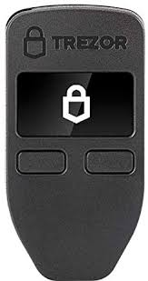 And using this wallet, anyone can take your bitcoins if it is lost. Amazon Com Trezor One Crypto Hardware Wallet The Most Trusted Cold Storage For Bitcoin Ethereum Erc20 And Many More Black Computers Accessories