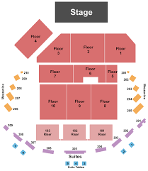 The Hall At Maryland Live Seating Chart Hanover