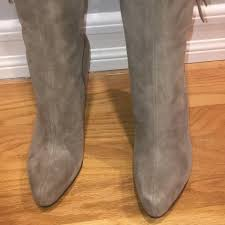 Light Gray Booties Valentino Light Gray 23842299 Boots Booties Size Us 8 Regular M B 65 Off Retail