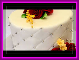 Awesome Wedding Cake Simple Designs Gallery Non Of Fondant Concept