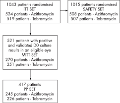 Flow Chart Of Patient Sets And Protocol Deviations