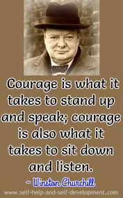 Quotes About Courage Fascinating 48 Courage Quotes To Free You From Fear