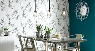 wallpaper designs for dining room illusion collection