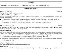 post college resume tips formidable post graduate resume