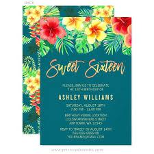 Hawaiian Theme Party Invitations Party Invitations Free Luau