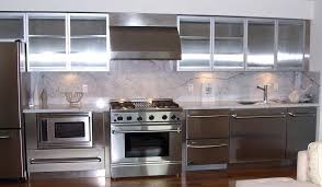 glass wall kitchen cabinets stainless glass fronted kitchen wall cupboards