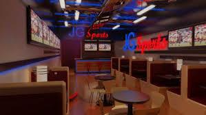 Restaurant Bar Designs Layouts  Off The Heels Of A Season Opening Sport Bar Design Ideas