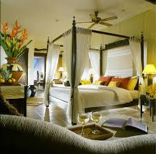 Outdoor Bedroom Bed Tropical