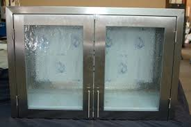 stainless steel cabinet doors with glass kitchen malaysia for