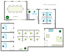 draw floor plans office. with edraw office layout software you can draw an effective which will provide sample layouts floor plan free online plans