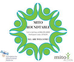 our next mito roundtable will be