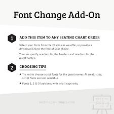 Font Change Add On