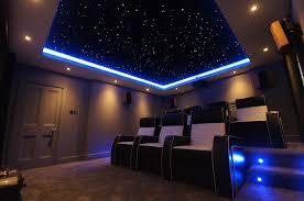 home theater floor lighting. Great Infinity Installation By UK Home Cinemas. Fibre Optic Lighting Theater Floor