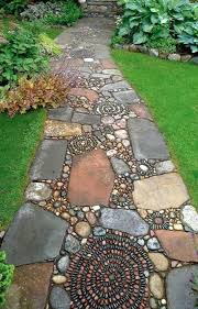 Small Picture Creative garden path ideas 7 tips to help improve your garden