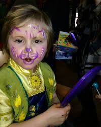 barefoot and beautiful face painting fun