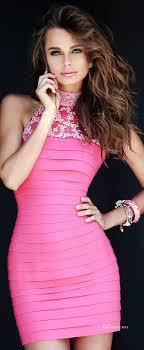 43 best Pink Dresses images on Pinterest