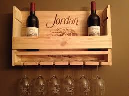 glass wine rack t m l f hanging