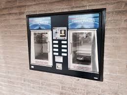 Window Water Vending Machine