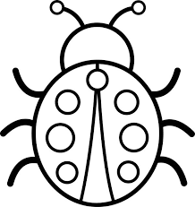 Lady Bug Coloring Sheet Picture Of Lady Bug Coloring Page Color Luna